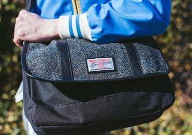 Shop Patterned Bags ft. British Belt Co.