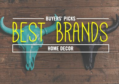Shop Brands We Love: Home Essentials