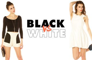 PLNDRWomen's: Black VS. White