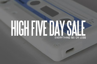 High Five Day Sale