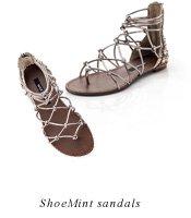 Shoemint Sandals