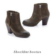 Shoemint Booties