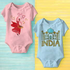 Around the World: Infant Apparel