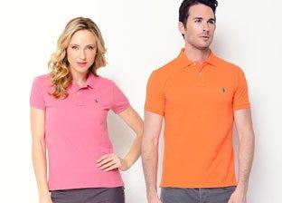 Wardrobe Essentials: Polo Shirts Sale