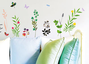 Decorative Wall Stickers by Ambiance