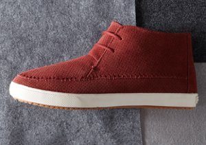 Shop by Style: Chukkas from Prada, Ben Sherman, Ted Baker & More