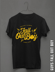 GUYS FALL OUT BOY