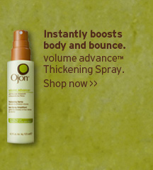 instantly boosts body and bounce volume advance Thickening Spray  Shop now