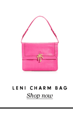 Juicy Couture Leni Charm Shoulder Bag
