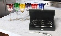Laguiole French Cutlery and Glassware - Visit Event