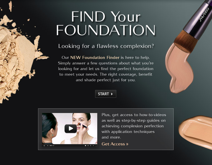 Find Your Foundation