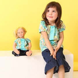 Girls & Dolls: Matching Apparel