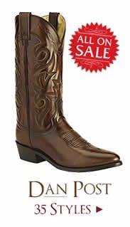 Shop All Mens Dan Post Boots on Sale