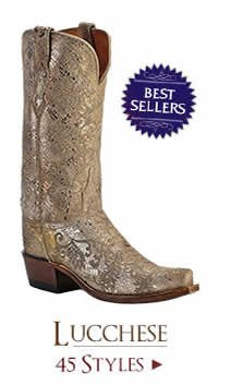 Shop All Womens Lucchese Boots