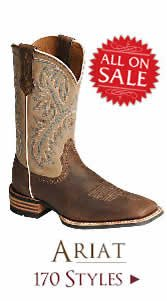Shop All Mens Ariat Boots on Sale