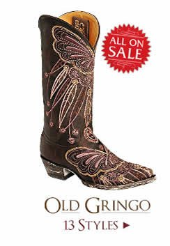 Shop All Womens Old Gringo Boots on Sale