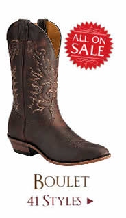 Shop All Mens Boulet Boots on Sale