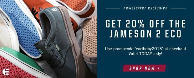 Get 20% off the Jameson 2 Eco