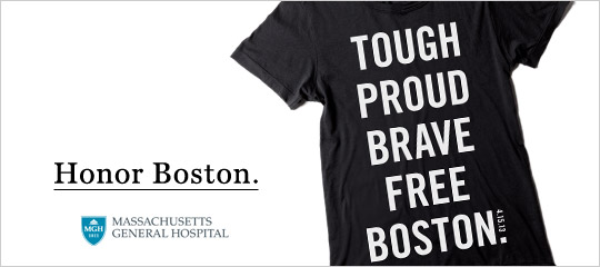 Honoring Boston Tee