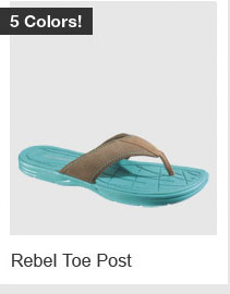 Rebel Toe Post