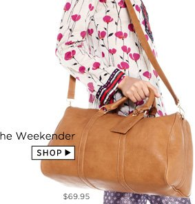 The Weekender - Shop Cassidy