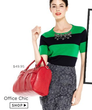 Office Chic - Shop Natassia