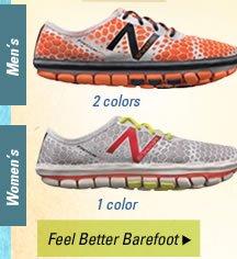 Feel Better Barefoot