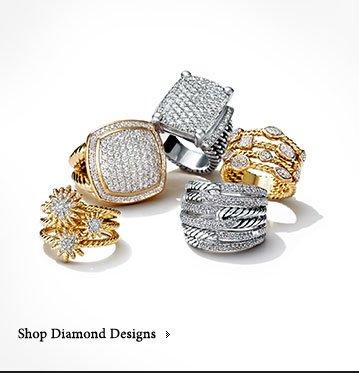 Shop Diamond Designs
