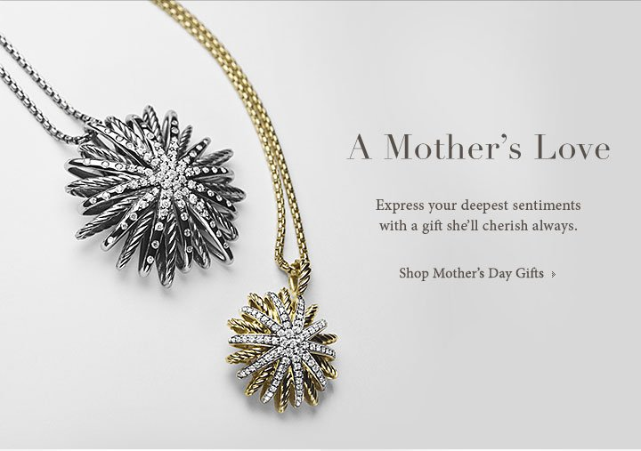 A Mothers Love. Express your deepest sentiments with a gift she'll cherish always. Shop Mothers Day Gift.