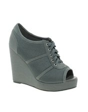 ASOS TRACK Wedge Shoe Boots