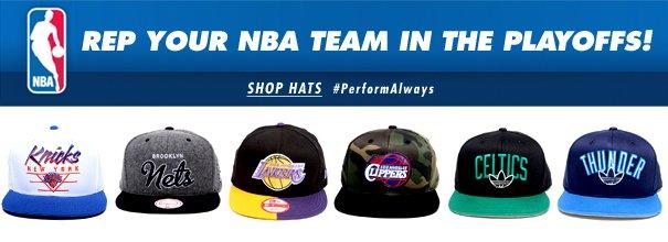 NBA Hats!