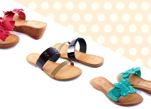 Miss Butterfly Summer Shoes for Her
