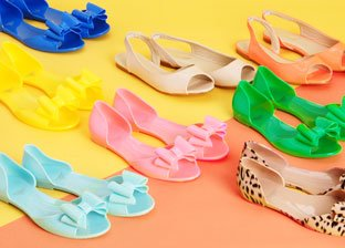 Spring Shoes: Pops of Color