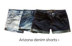 Arizona denim shorts ›