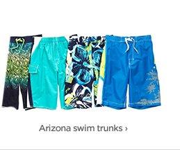 Arizona swim trunks ›