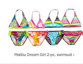 Malibu Dream Girl 2-pc. swimsuit ›