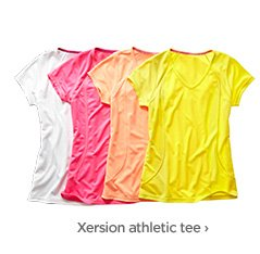 Xersion athletic tee›