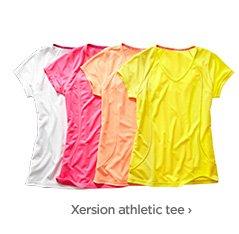 Xersion athletic tee›