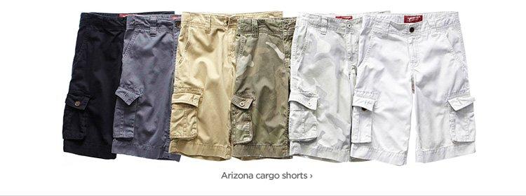 Arizona cargo shorts ›