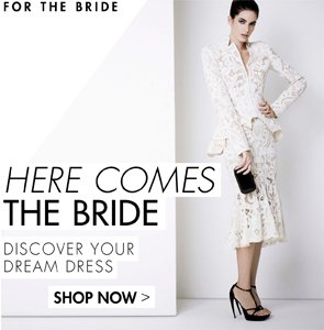 DISCOVER YOUR DREAM DRESS