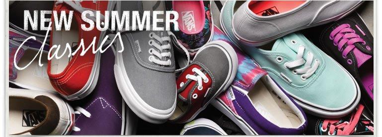 New Summer Classics