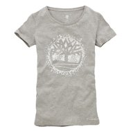 Earthkeepers® Short Sleeve Flower Tree T-Shirt