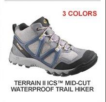Terrain II ICS Mid-cut Waterproof Trail Hiker