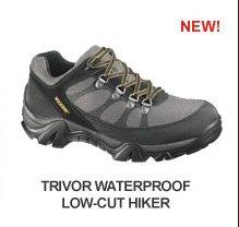 Trivor Waterproof Low-cut Hiker