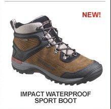 Impact Waterproof Sport Boot