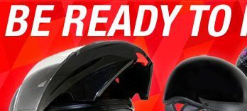 Save on Motorcycle Helmets