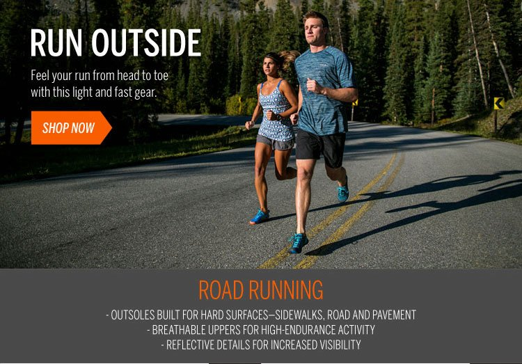 Run Outside