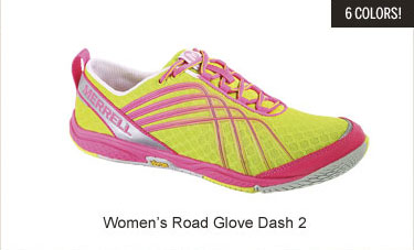 Women's Road Glove Dash 2