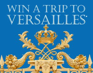 Win A Trip To Versailles
