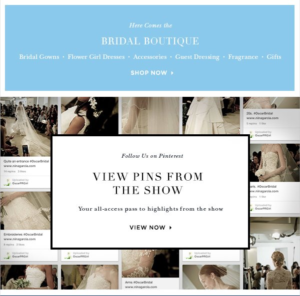 Follow Us on Pinterest VIEW PINS FROM THE SHOW Your all-access pass to highlights from the show VIEW NOW